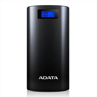 Batería Externa Power Bank Adata 20000mah/2.1a Con Luz Led