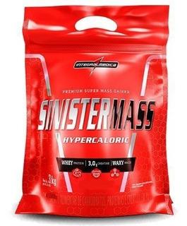 Sinister Mass 3kg - Integralmedica