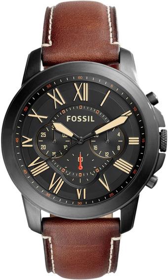 Reloj Original Caballero Marca Fossil Modelo Fs5241