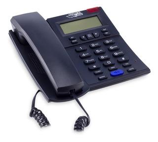 Telefone Multifuncional Com Bina E Viva Voz Digital Super Oferta