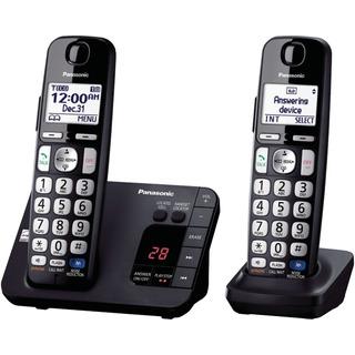 2 Telefonos Inalambricos Panasonic Kx-tge232b