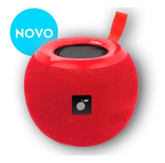 Caixa De Som Portátil Bluetooth Aprova D