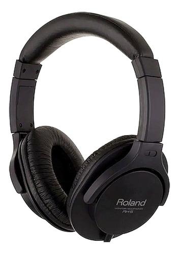 Auriculares Roland Rh5 Dinamicos Cerrados Monitoreo Palermo