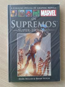 Salvat 28 - Os Supremos: Super-humanos