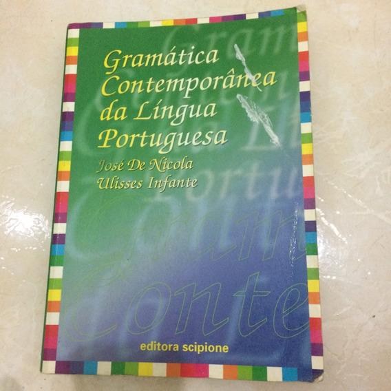 Gramática Contemporânea Da Lingua Portuguesa