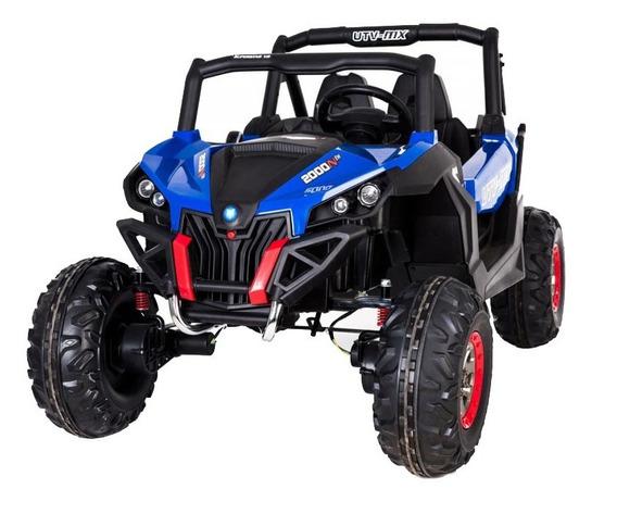 Arenero Auto Electrico Infantil 4 Motores Utv Mx 2000 3a6 Añ