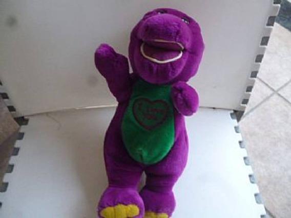 Boneco Em Pelúcia Musical - Barney - (importado)