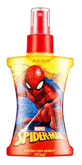 Colonia Infantil Spider-man 150ml Avon / Para Meninos