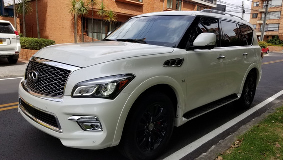 Infinyti Qx80 Luxury 4x4