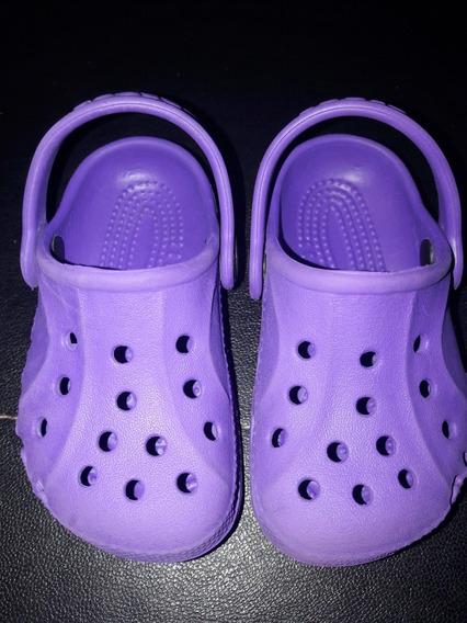 Crocs Clasicas Originales. Talle 4/5 Arg 20/21