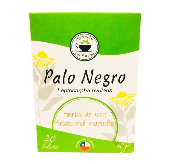 Infusiones De Palo Negro 20 Un