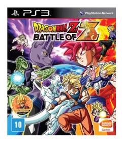 Dragon Ball Z: Battle Of Z Português Ps3 Mídia Digital Psn