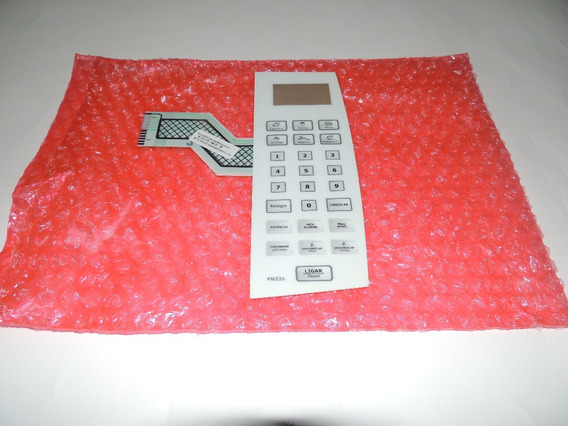 Membrana Teclado Microondas Philco Pms26 Pms 26 Original