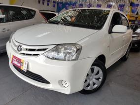 Toyota Etios1.3 Xs Completo 2013 Sem Entrada