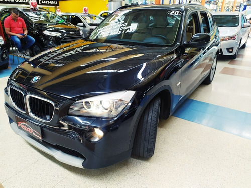 Bmw X1 2.0 Sdrive18i Com Interior Caramelo Todas Revisoes