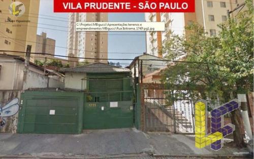 Terreno B. Vila Prudente - 15571