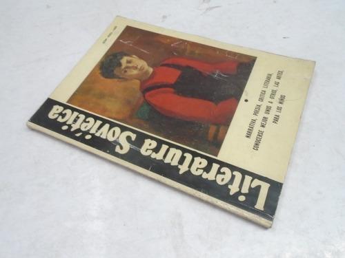 Literatura Sovietica Revista Mensual Num 459 Num 9 De 1986