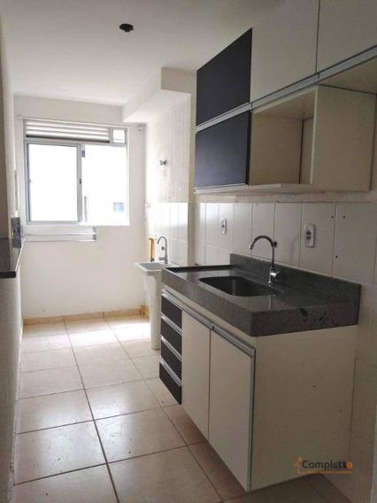 Apartamento Com 2 Dormitórios Aluga Ou Vende, 47 M² Por R$ 210.000,00 - Taquara - Rio De Janeiro/rj - Ap0224