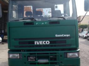 Caminhão Iveco Eurocargo 160e21 2000 Tb (cargo.mb,vw,volvo)