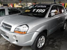Hyundai Tucson Gls 2.0 Flex - Zero Entrada 60x - 1.199,00