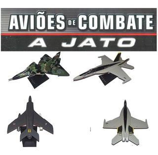 Avião De Combate A Jato - Aviões Militares Para Coleção