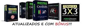 Mestre Dos Candles 3.0 + Segredos Do Win E Wdo + Formula 3x3