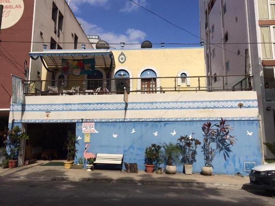 Pousada Com 16 Dormitórios À Venda, 325 M² Por R$ 1.850.000 - Praia De Iracema - Fortaleza/ce - Po0001