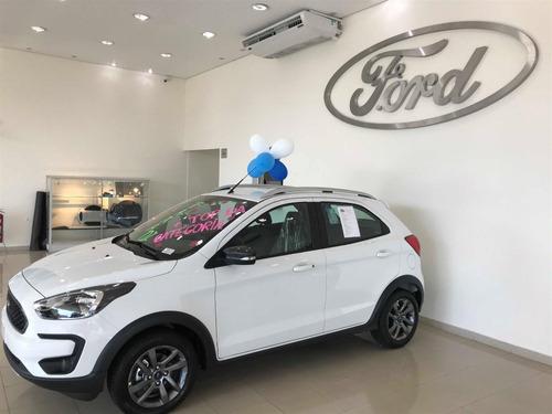 Ford Ka 1.0 Freestyle Flex 5p Manual 2020/2020 0km