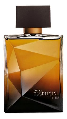Deo Parfum Essencial Elixir Masculino 100 Ml Perfume Natura