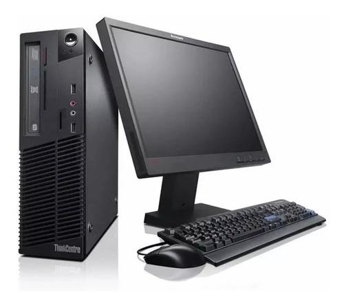 Computadora Completa Dual Core -4gb - Monitor 17 ¡garantía!