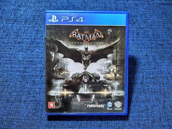 Batman Arkham Knight Ps4 Semi-novo Usado