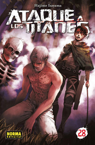 Shingeki No Kyojin Attack On Titan Ataque A Los Titanes  28
