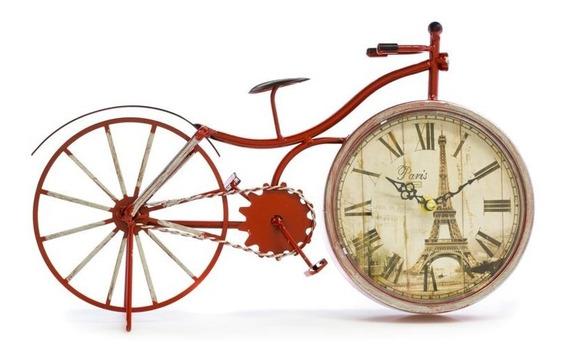 Reloj Decorativo Time Rojo Pm-4967233