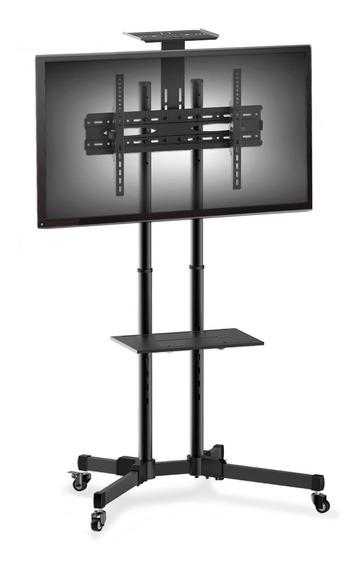 Pedestal Para Tv 32 A 75 A06v6_s Elg Rack De Chão Piso