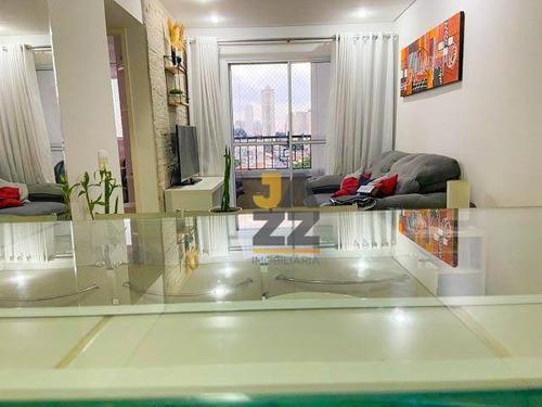 Imagem 1 de 30 de Apartamento Com 2 Dormitórios À Venda, 50 M² Por R$ 390.000,00 - Tatuapé - São Paulo/sp - Ap7132