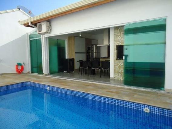 Casa C/ Piscina Condomínio A Venda Na Praia De Peruíbe