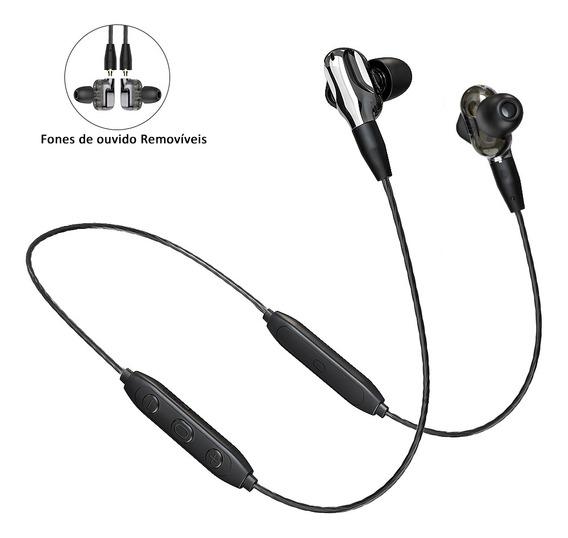 Fones De Ouvido Bluetooth Intra-auricular Connector De Mmcx
