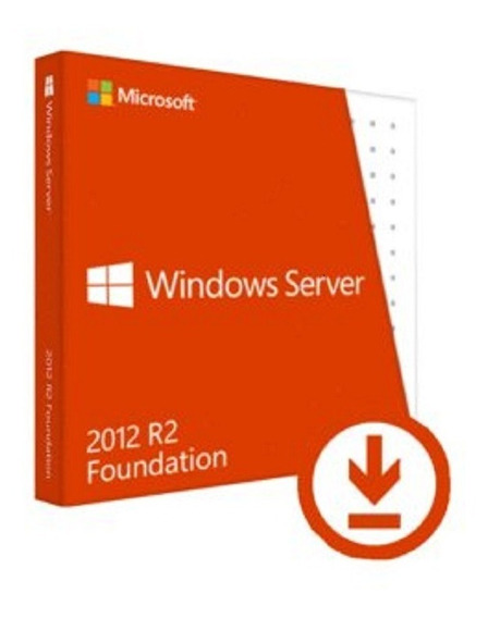 Licença Windows Server 2012 R2 Foundation + Nf