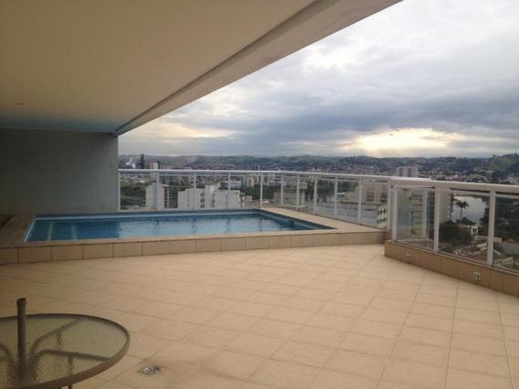 Apartamento Para Venda Em Volta Redonda, Jardim Amália, 3 Dormitórios, 3 Suítes, 4 Banheiros, 2 Vagas - 087