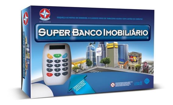 Super Banco Imobiliário Original - Estrela
