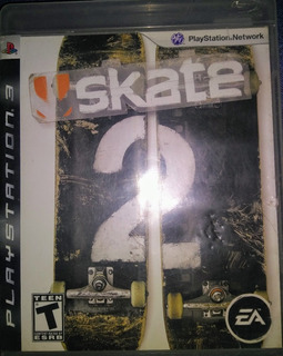 Skate 2 - Juego Original Fisico Para Ps3