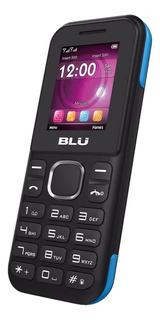 Celular Simples Blu Z3 Music -modelo Z150 Novo Na Caixa Azul