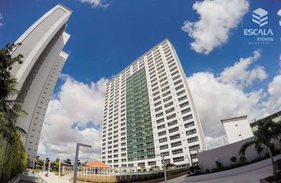 Apartamento À Venda Na Parquelândia, Pronto Para Morar, Novo, 94m2, 3 Suítes. Financia. - Codigo: Ap0679 - Ap0679