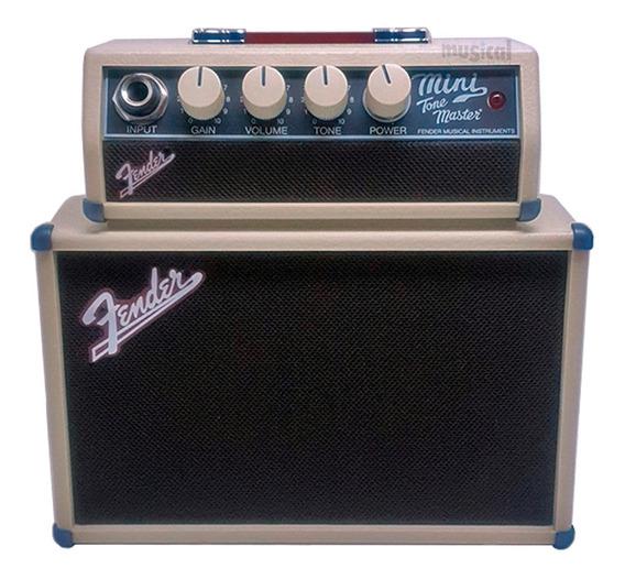 Amplificador Guitarra Fender Mini Toner Master Oferta!