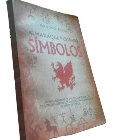 Livro Almanaque Inlustrado Símbolos