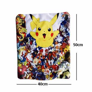 Pokemon Funda De Almohada Pikachu Personajes