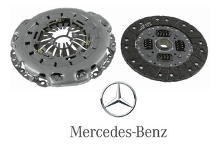 Kit De Clutch Embrague Mercedes Benz C 180 Kompressor