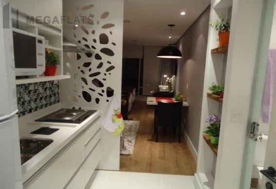 03912 - Flat 1 Dorm, Perdizes - São Paulo/sp - 3912