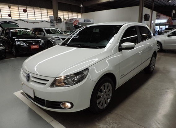 Volkswagen Gol 1.6 Mi Power G.v Branco 8v Total Flex 4p 2012