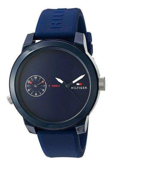 Relógio Tommy Hilfiger Masculino Azul 1791325